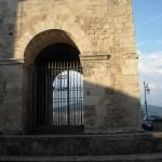 Cattedrale di Santa Maria - Base inferiore torre campanaria