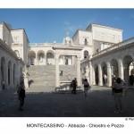 MONTECASSINO - Abbazia - Chiostro, Pozzo (1024x709)
