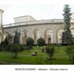 MONTECASSINO - Abbazia - Chiostro interno (1024x372)