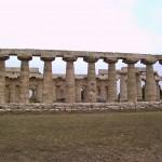 Acropoli - colonnato del Tempio principale